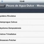 Acuario Adictos para iPhone versión 0.1