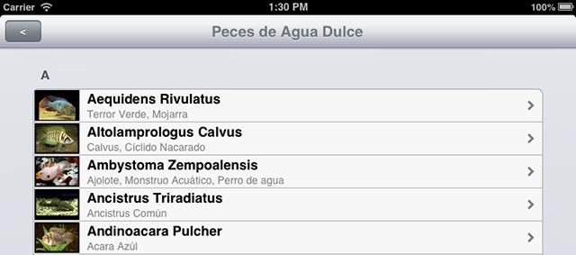 Acuario Adictos para iPhone y iPad